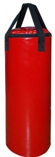 Мешок боксерский Русский бокс 01 на ремнях L-70см d-25см 18кг цв.красный