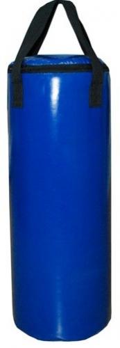 Мешок боксерский Русский бокс 01 на ремнях L-70см d-25см 18кг цв.синий