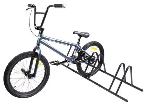 Подставка для дорожного/BMX велосипеда - 1 цв.матовый черный System X