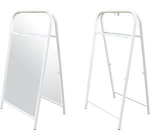 Штендер для рекламы 1500*1000 мм (белый)