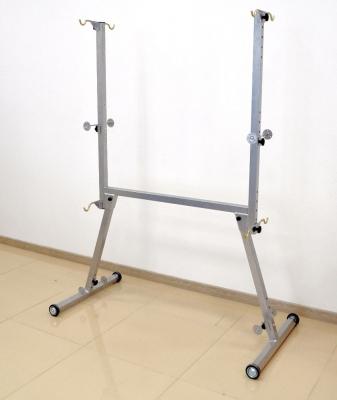 Стойка для велосипедов цв. серебристый System X